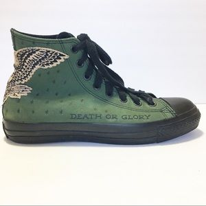 Limited Edition Sailor Jerry Converse